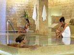 Qua Baths and Spa at Caesars Palace