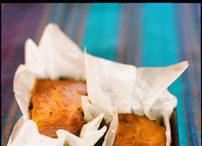 Orange Saffron Pine Nut Bread