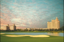 Photo courtesy of Ritz-Carlton Orlando, Grande Lakes