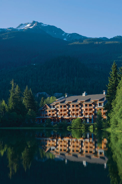 Photo courtesy of Nita Lake Lodge