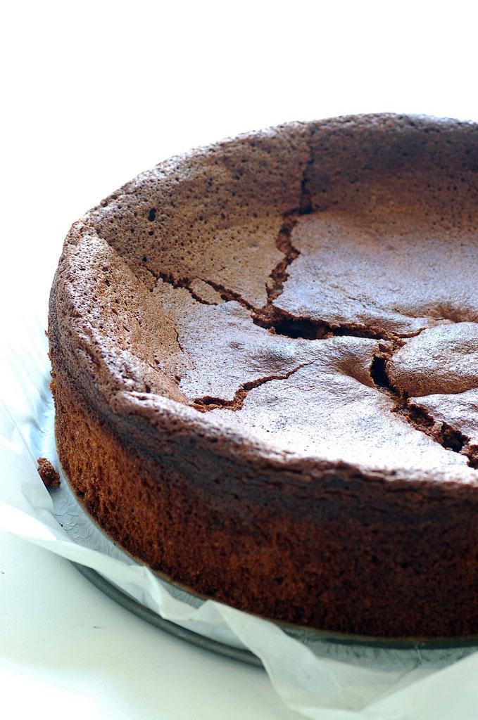 Lake Austin Spa Resort Recipe: Collapsed Chocolate Souffle ...