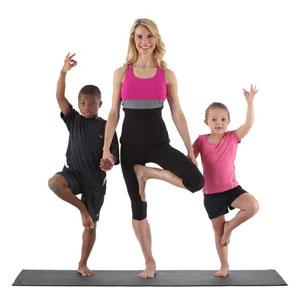 Yoga for Kids, image courtesy of Kristin McGee