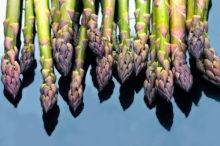 Asparagus photo via Flickr user Muffet