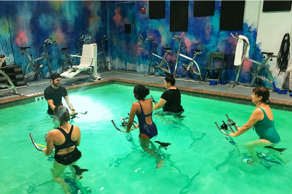 water biking studio coral gables