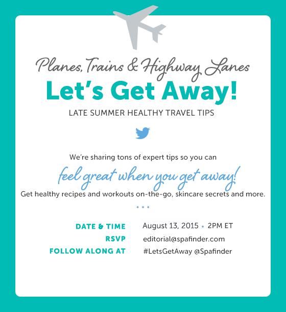 Wellness Travel Twitter Chat
