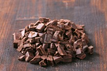 Dark Chocolate for Internal Sun Protection