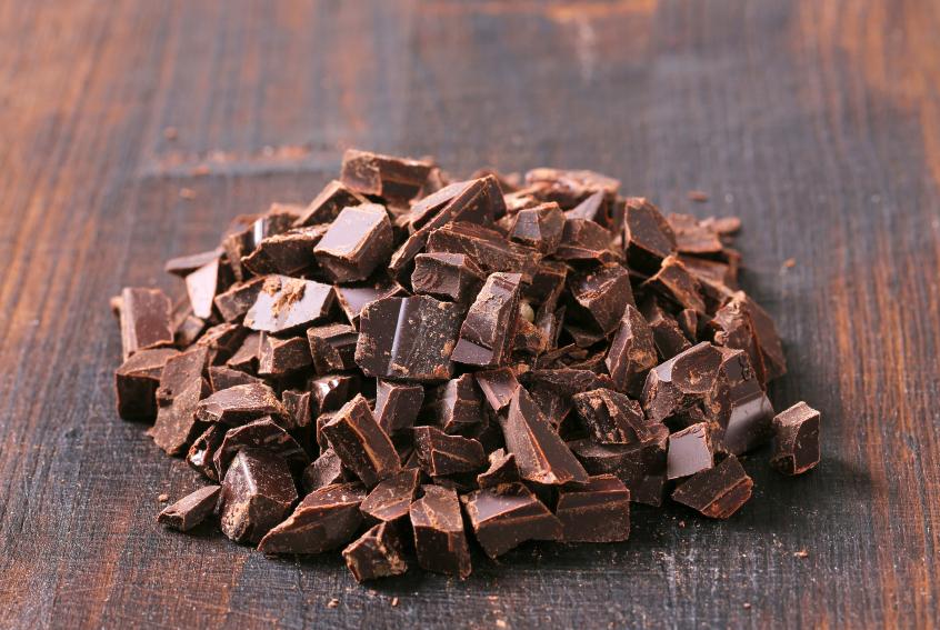 Dark Chocolate for Internal Sun Protection