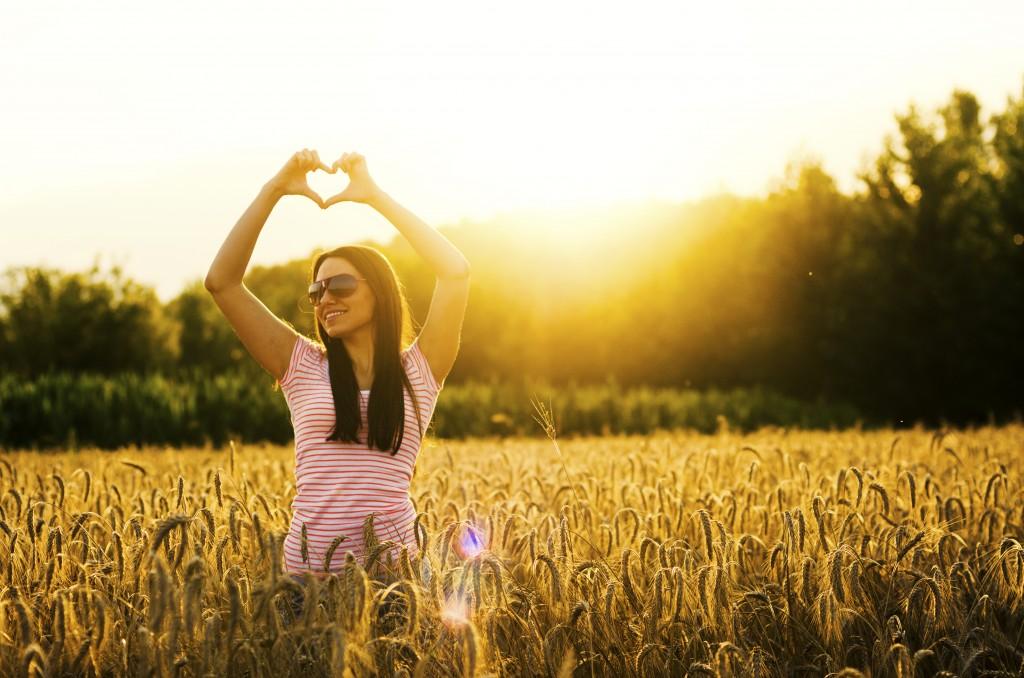 cultivate gratitude