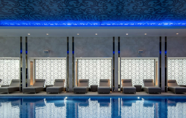 The Spa @ interContintental London - The O2