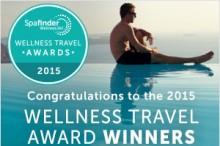 wellness travel awards winners