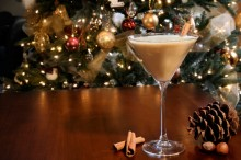 fun holiday cocktails