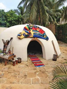Temazcal at Viceroy Riviera Maya