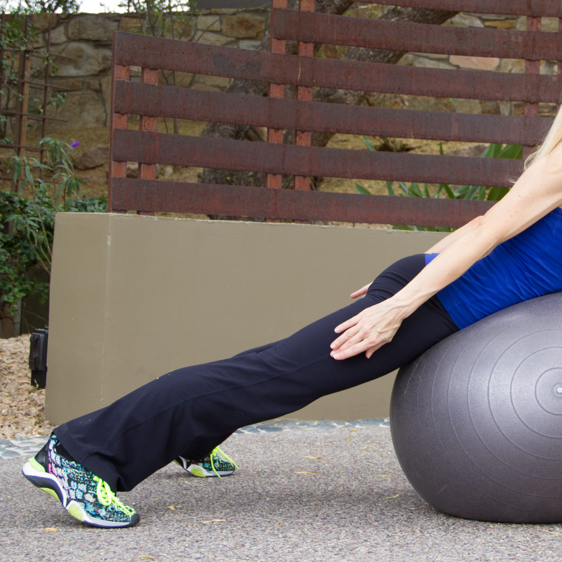 stability ball workout 5