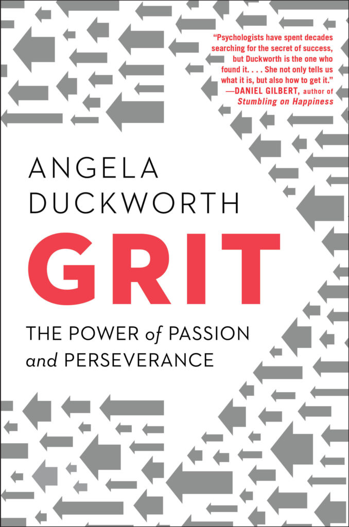Grit Passion Perseverance