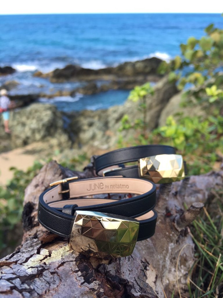 leather tech cessory for sun safety