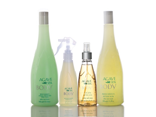 Agave spa products