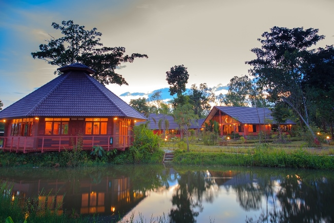 Museflower Retreat and Spa Chiang Rai, Thailand