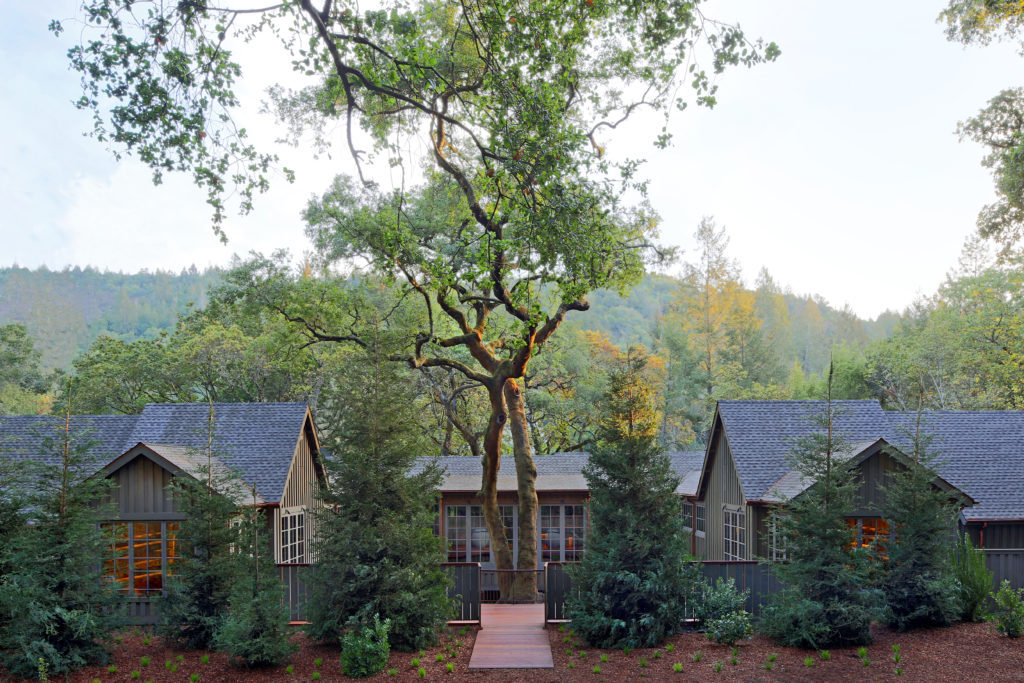 meadowood spa