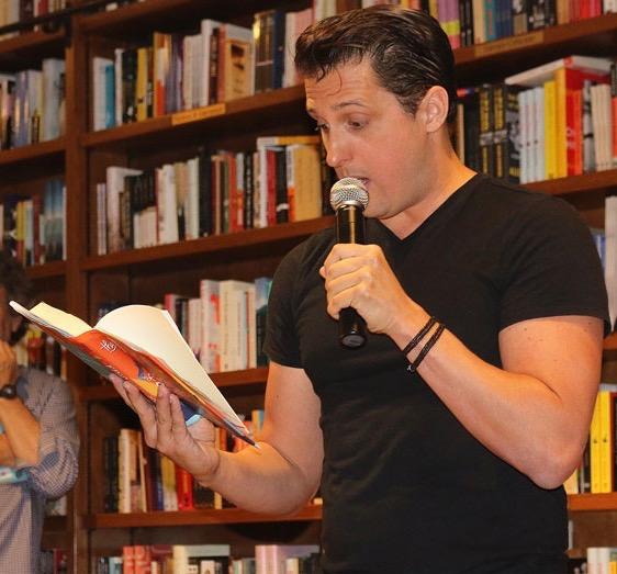 Pablo Cartaya Reading The Epic Fail of Arturo Zamora