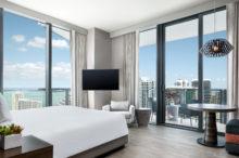 east miami hotel room