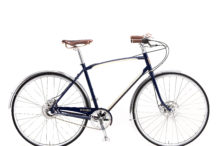 navy bixby bike shinola