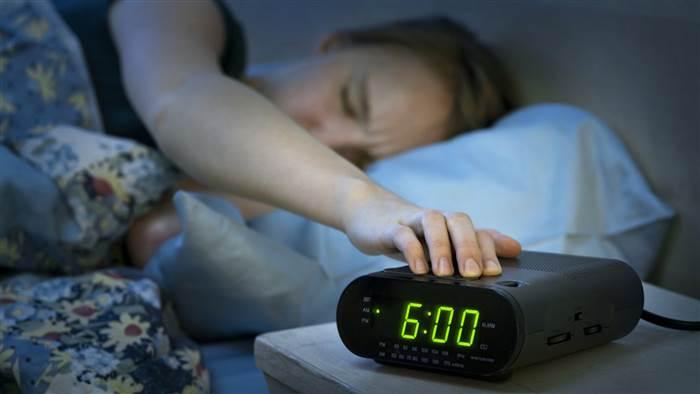 today sleep snooze