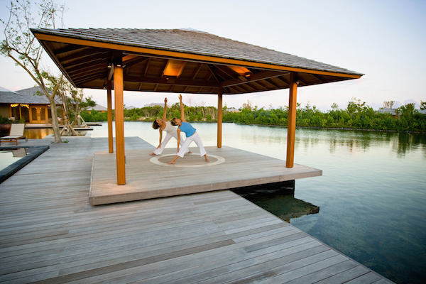 amanyara serenity villa yoga