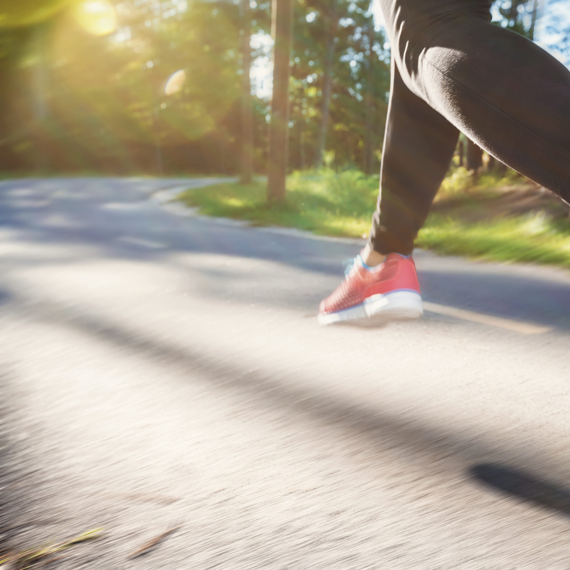 fitness moves anywhere running