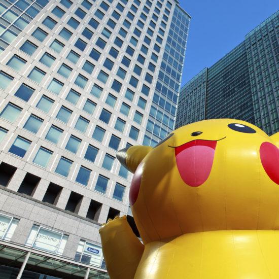 giant pokemon