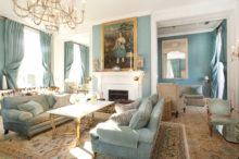summer lodge drawing room