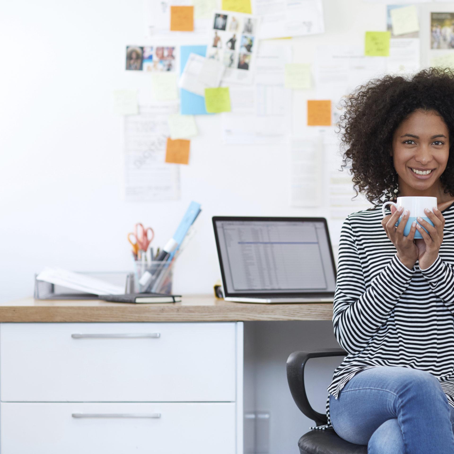 healthy desk tips