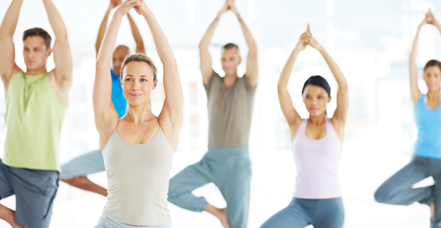 Mentally and physically stimulating yoga styles