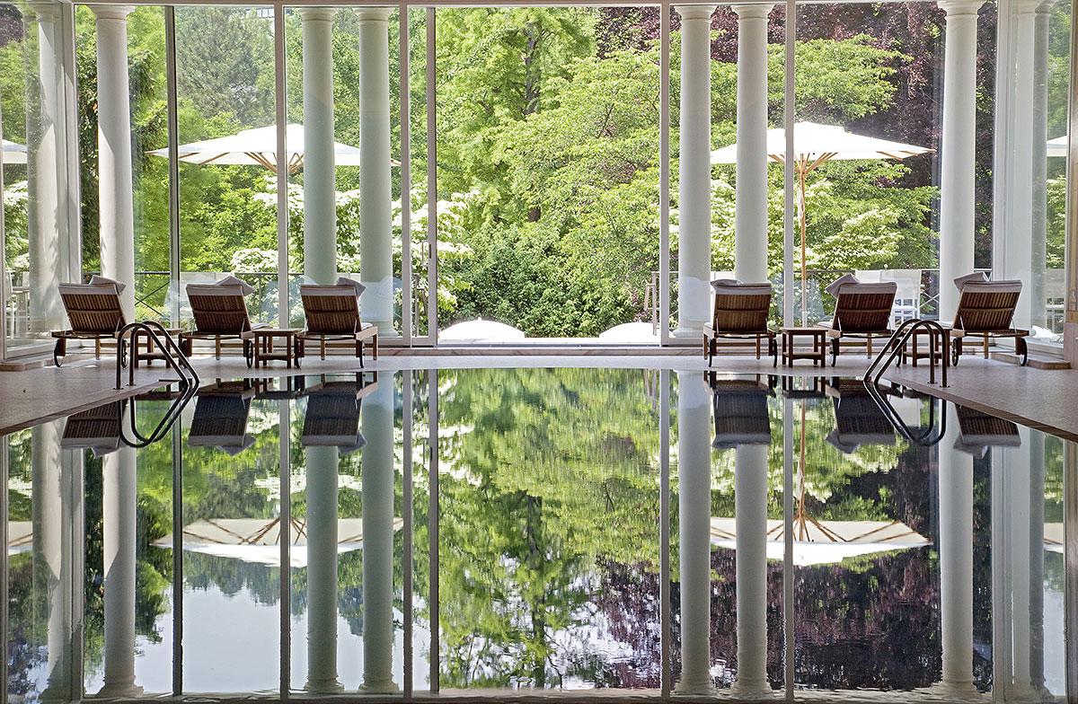 Villa Stephanie At Brenners Park Hotel