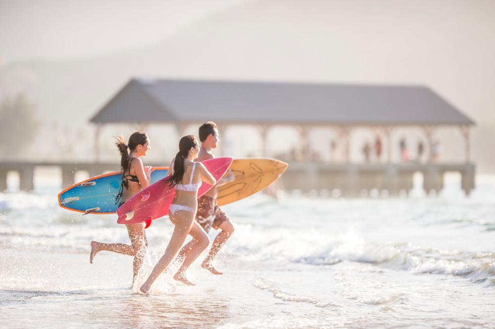 surfing camp- getaway
