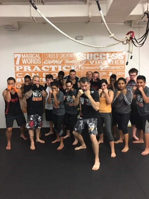Krav Maga Self Defense Classes Fight Like A Girl Spafinder
