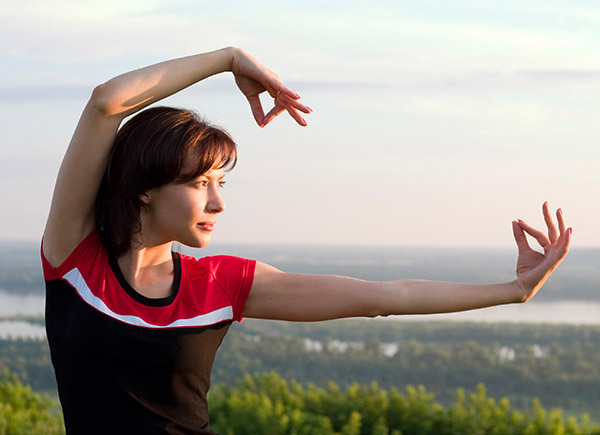 Burst Into Spring: A Healthy Wake Up With Tai Chi