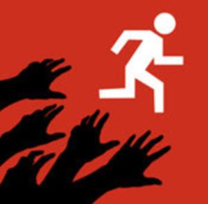fitness zombie run