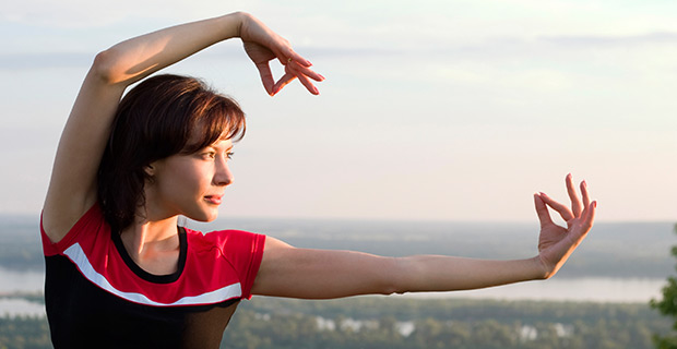 A great new hobby and healthy wake up Tai Chi
