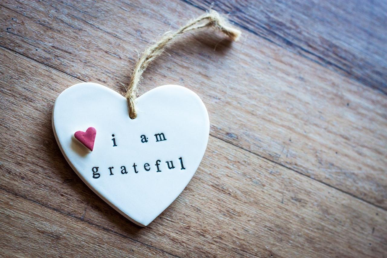 Grateful is the best attitude