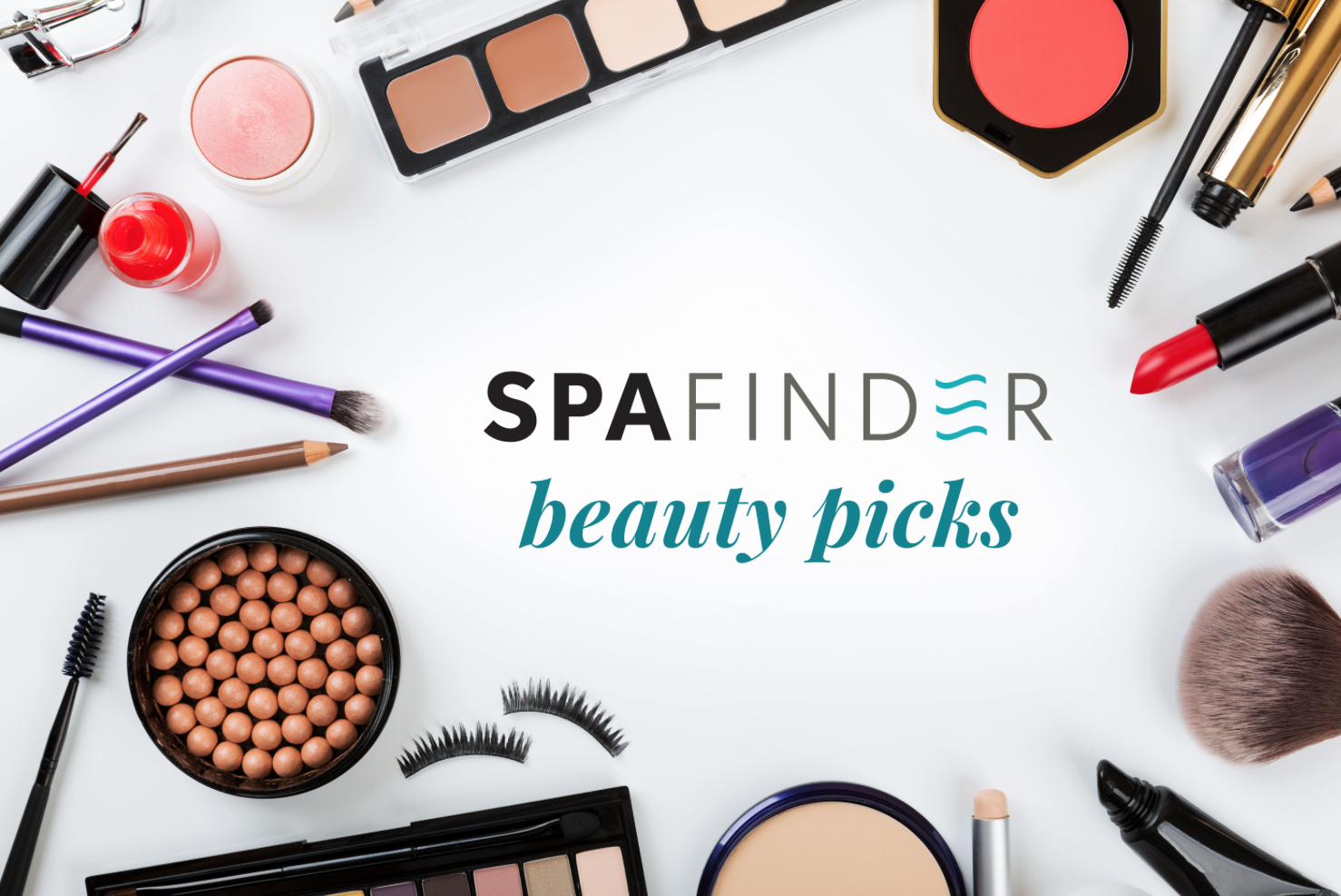 Spafinder beauty picks