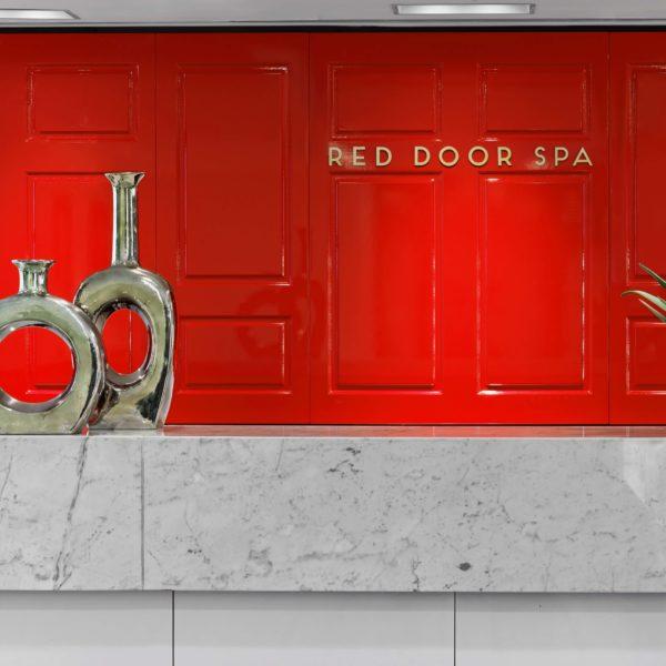 The Red Door at The Seaview Resort