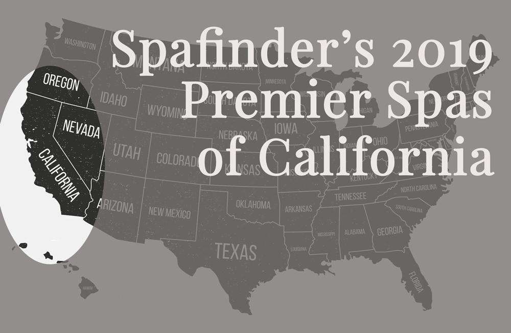 Spafinder's Premier Spas of California 2019