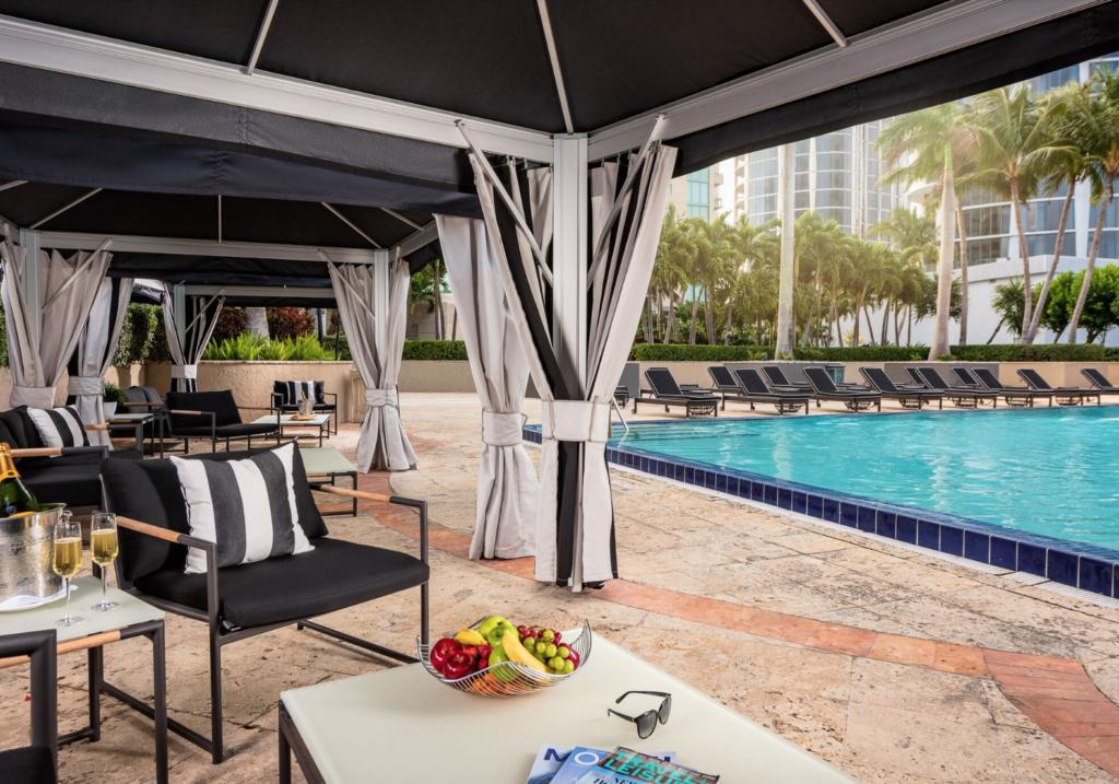 Ritz Carlton Key Biscayne, Ritz Carlton Coconut Grove, Enliven Spa & Salon, Lapis Fontainebleau, Trump Spa, Trump National Doral, Enliven Spa and Salon, JW Marriott Marquis,