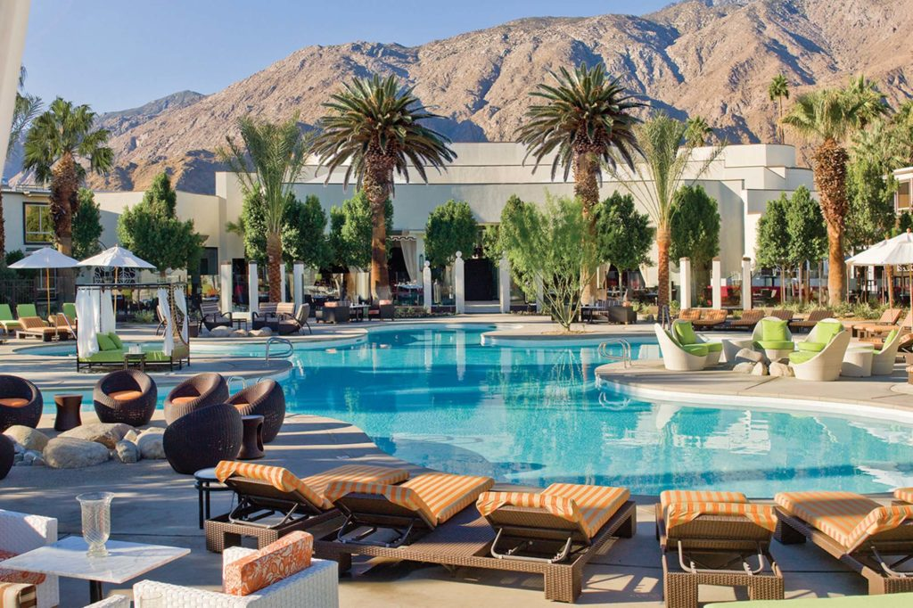 Azure Spa at The Riviera Palm Springs