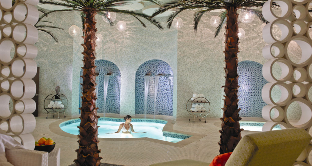 Azure Spa in Palm Springs